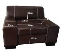 london-armchair-measurements