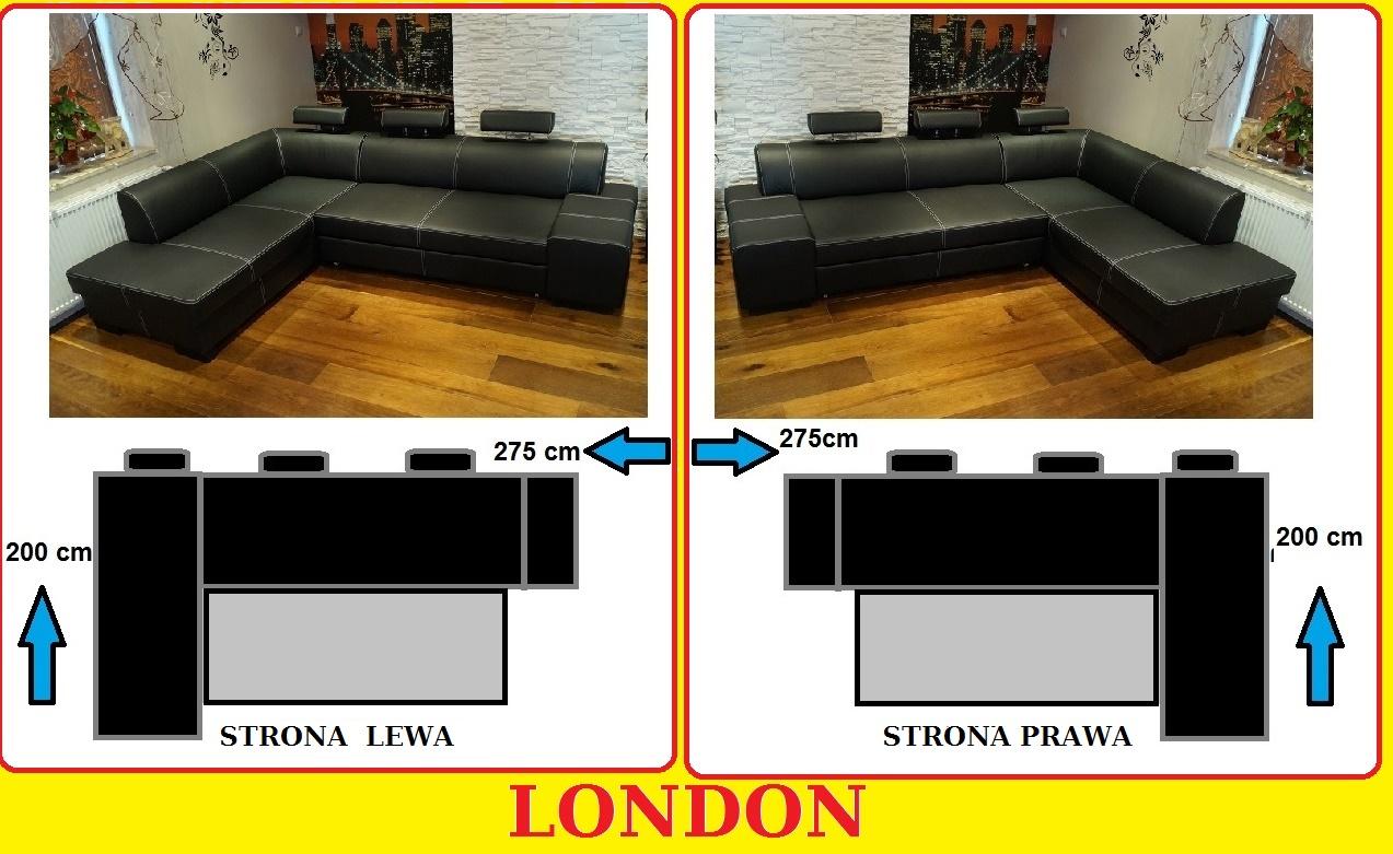LONDON - STRONY PL
